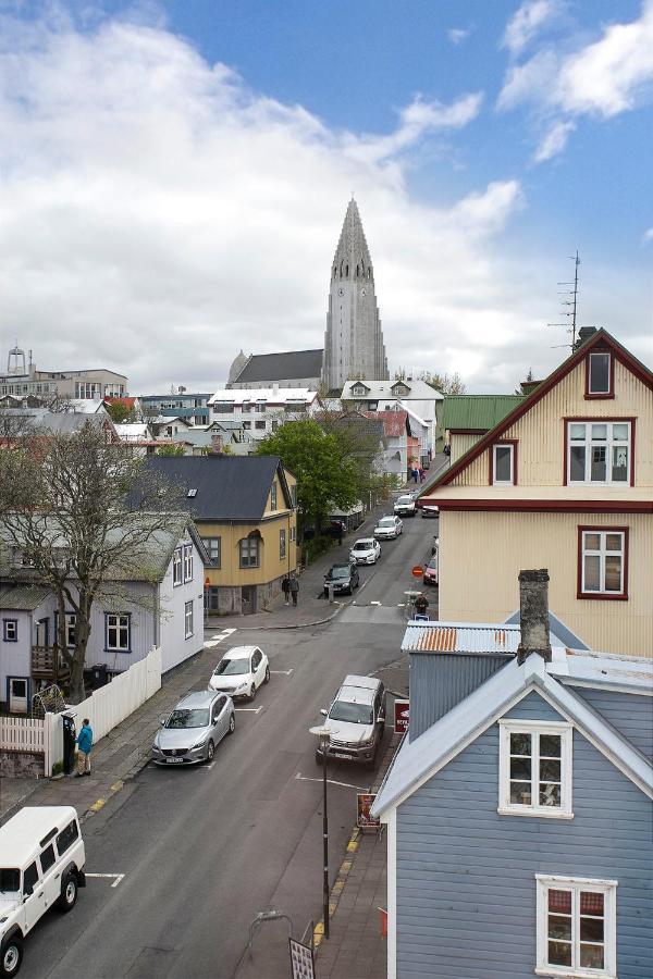 Апартаменты/квартиры Iðunn Apartments
