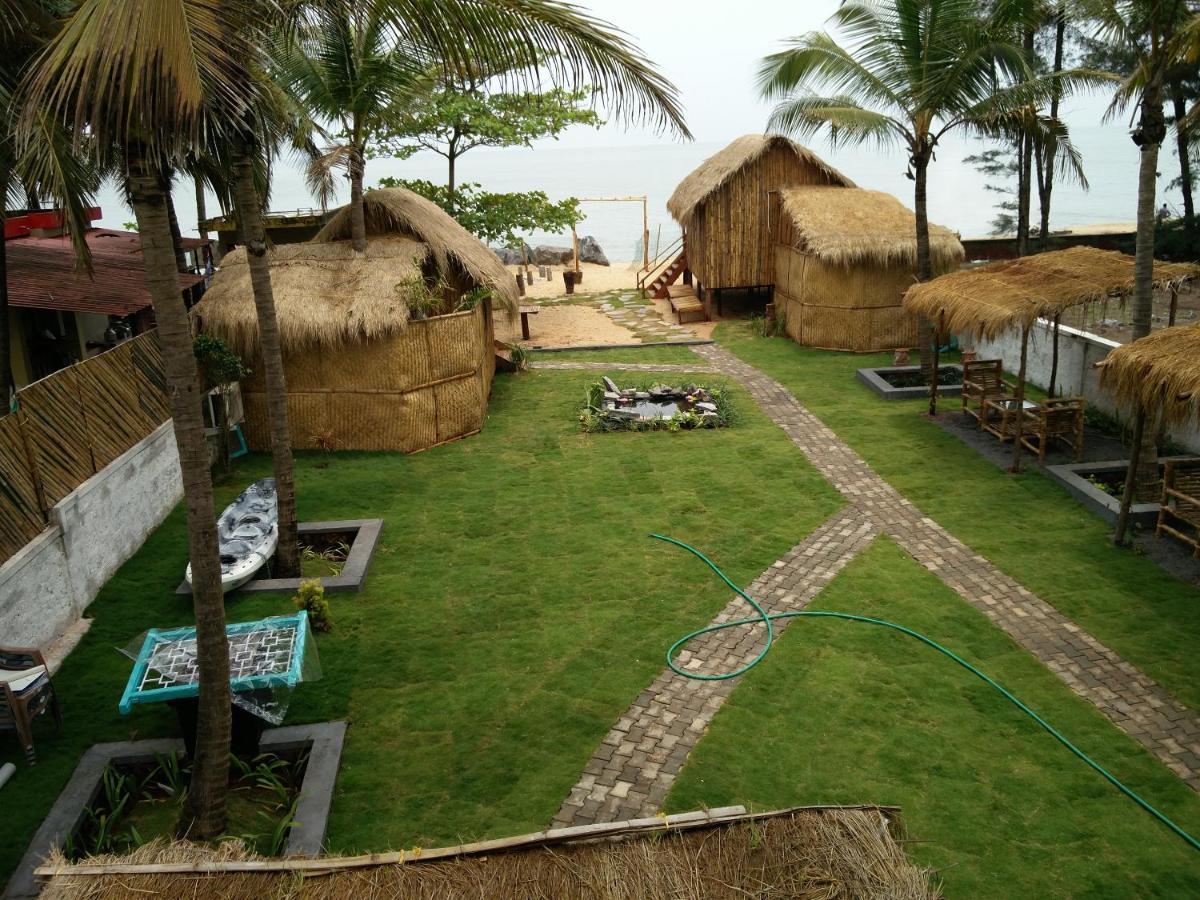 Кемпинг  Кемпинг  Camp 21 Beach Serviced Homes