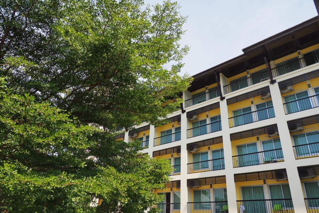 Апарт-отель Sakorn Residence And Hotel