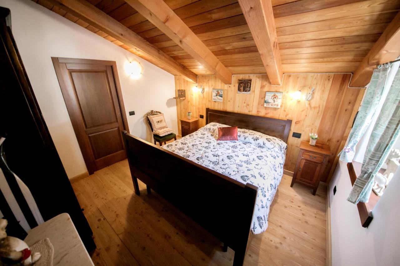 Armadi Per Mansarde Basse apartment la maison de julie, pré-saint-didier, italy