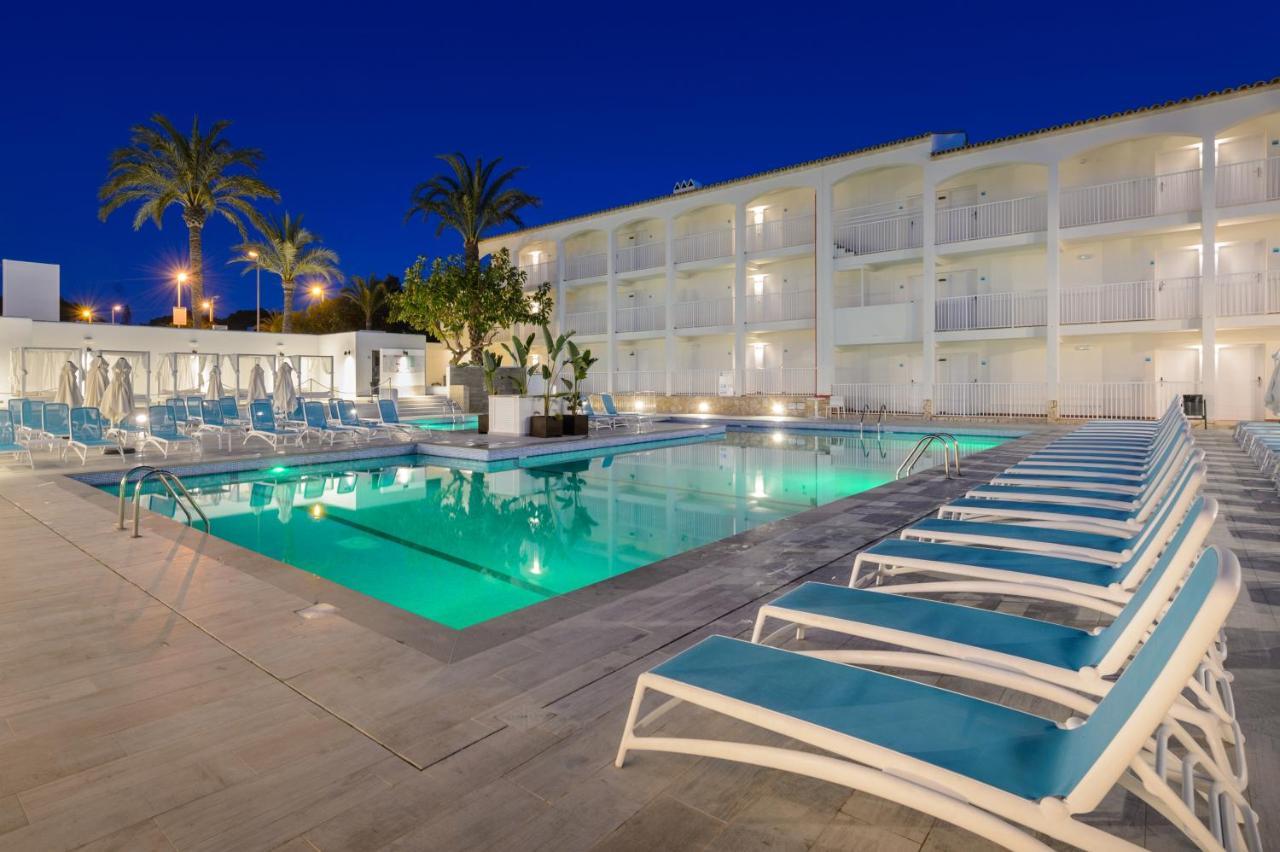 Hotel Playasol Cala Tarida Spanien Cala Tarida Booking Com