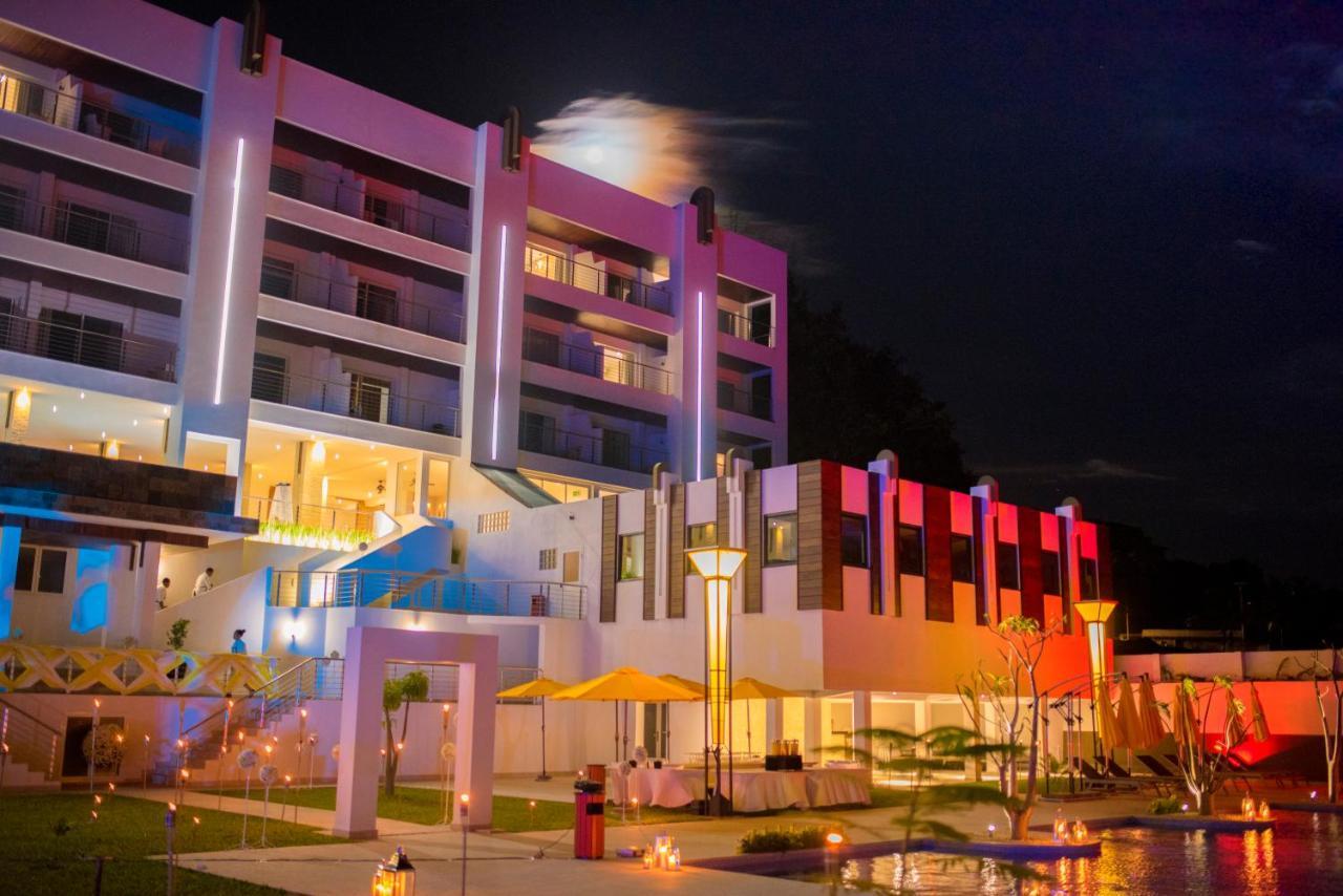 Отель  Baobab Tree Hôtel & Spa