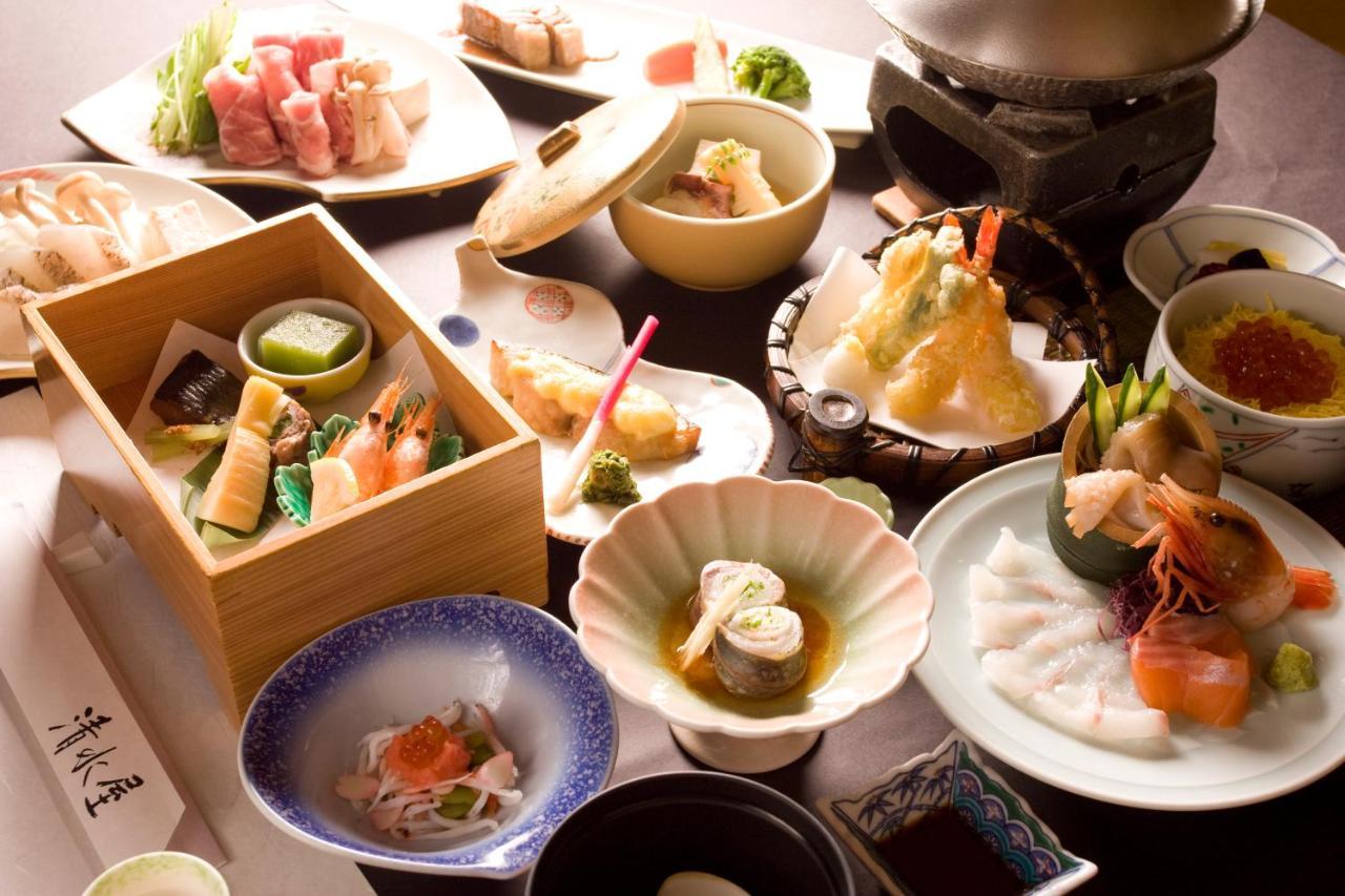 記念日におすすめのレストラン・御やど 清水屋の写真3
