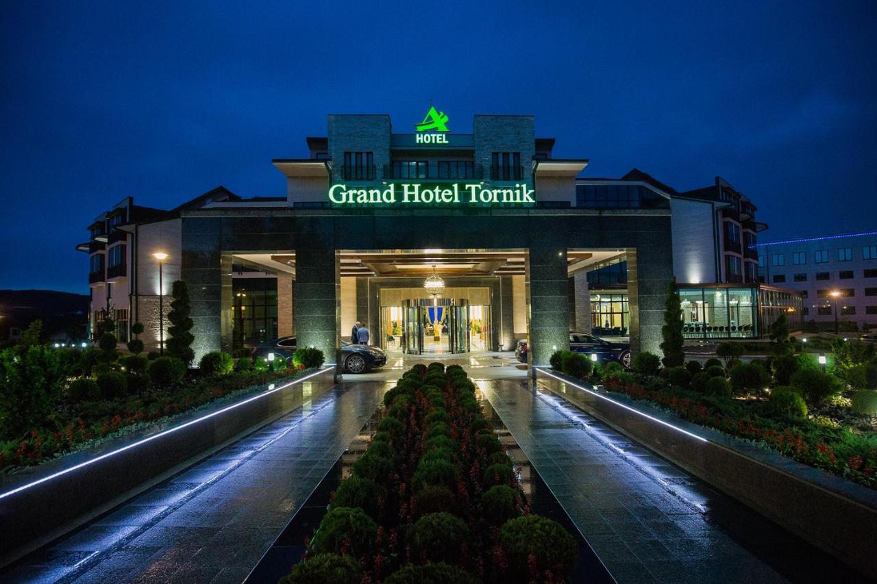 Grand Hotel Tornik Zlatibor Serbia Booking Com