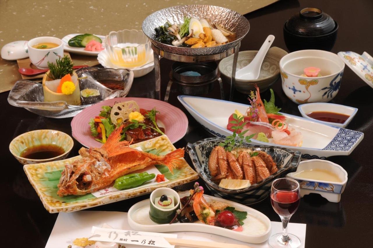 記念日におすすめのレストラン・旅館 一乃松の写真4