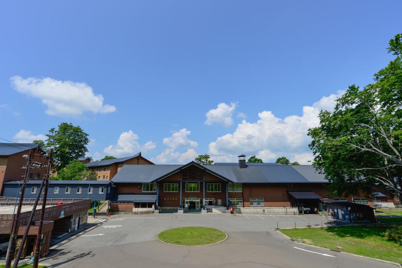 記念日におすすめのホテル・新玉川温泉の写真1