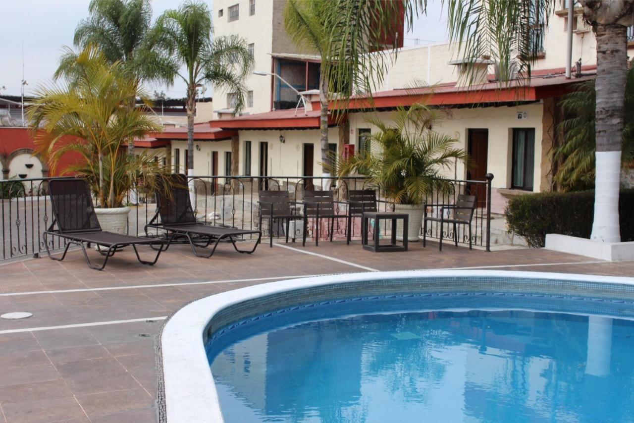 Hotel Posada Virreyes Guadalajara Mexico Booking Com