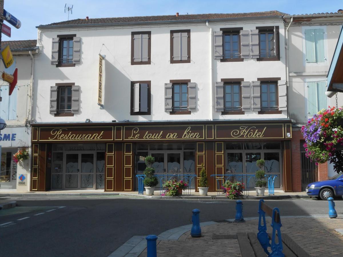 Отель  Le Tout Va Bien