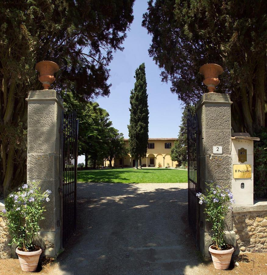 Отель  Villa Il Poggiale Dimora Storica