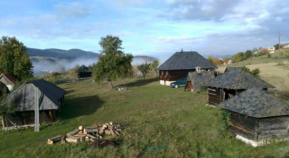 Фермерский дом  Etno Milikina Ravan
