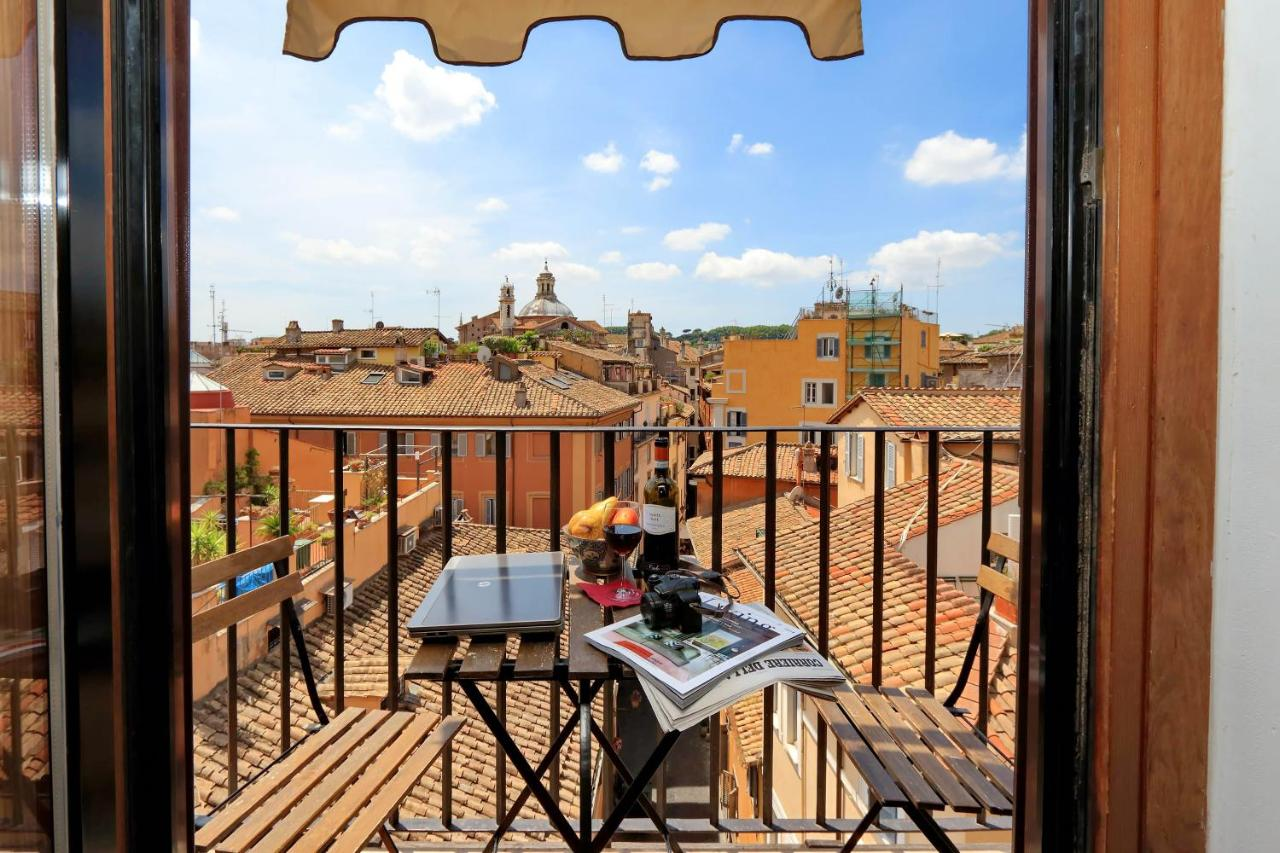 Guesthouse Terrazze Navona Rome Italy Booking Com