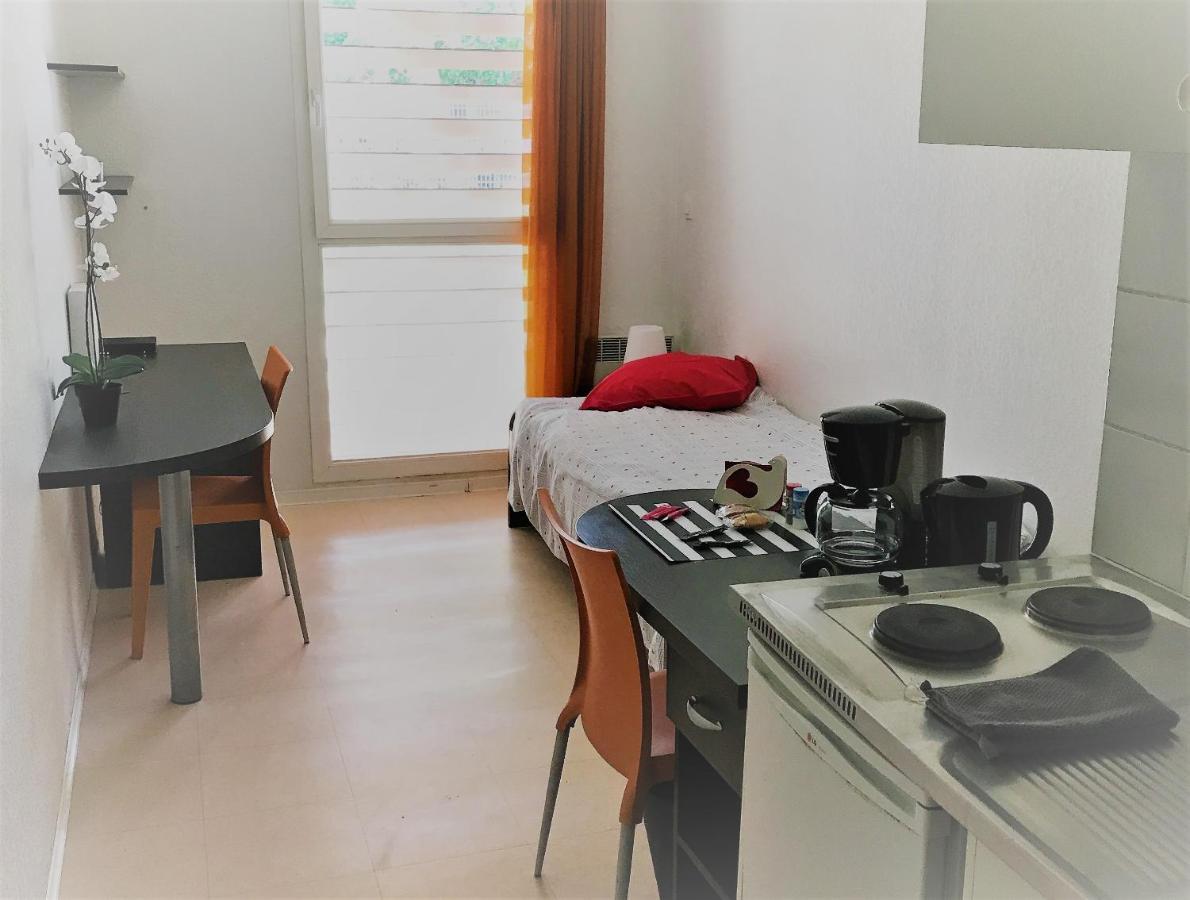 Emplacement Cuisine Dans La Maison apartment appart'study montpellier – maison u, france