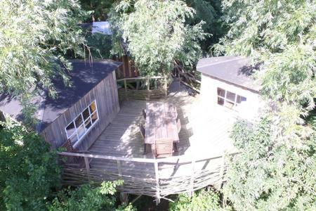 Treehouse B B Rabjerg Denmark Booking Com