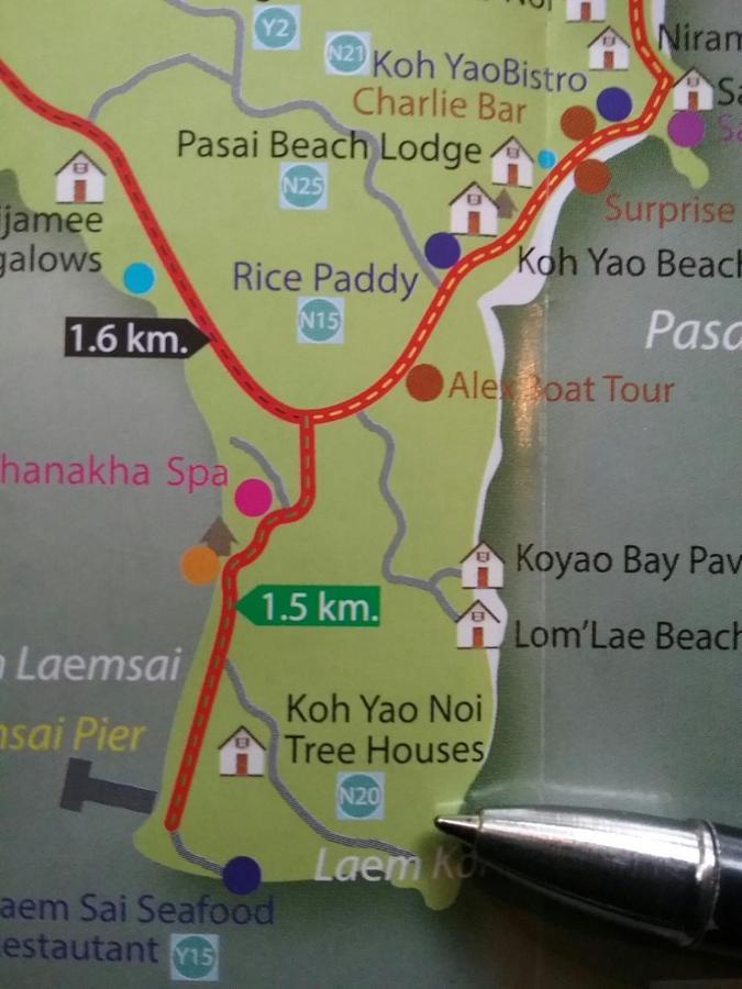 Vacation Home Treehouse Holidays Ko Yao Noi Thailand Booking Com