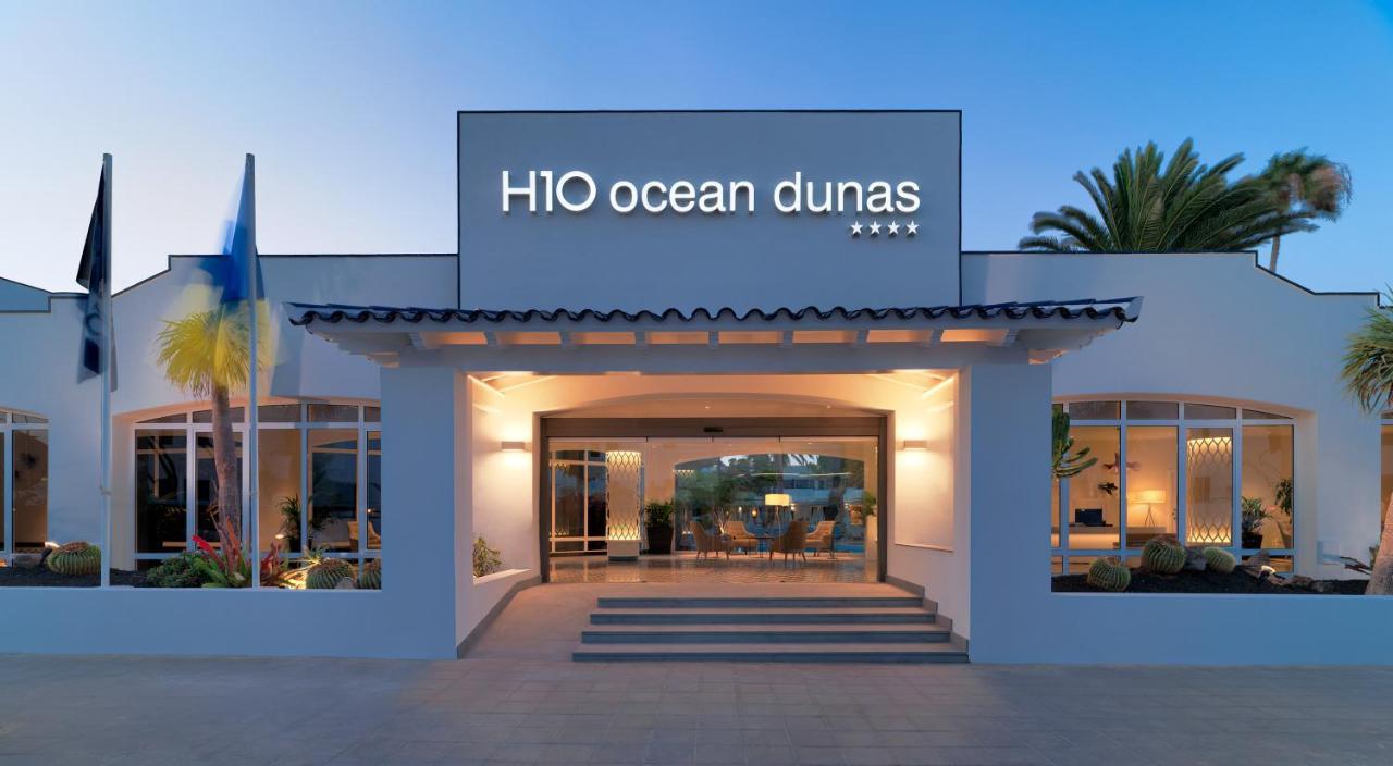 Hotel H10 Ocean Dunas - Adults Only (España Corralejo ...