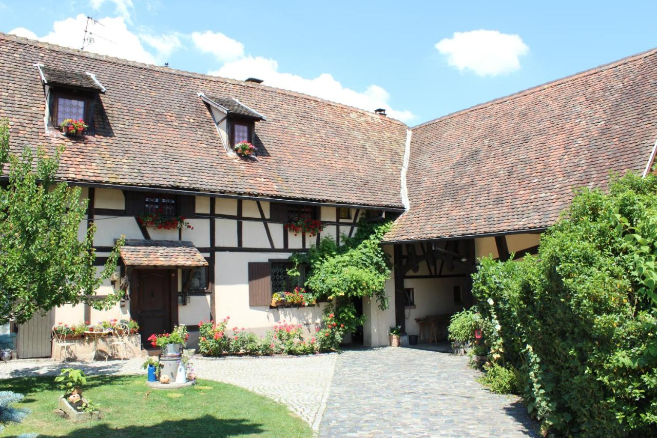 Bed And Breakfasts In Weyersheim Alsace