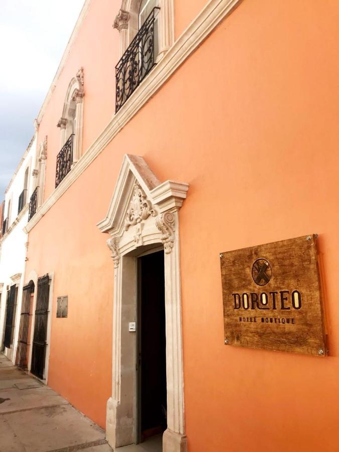 Отель  Отель  Doroteo Hotel Boutique