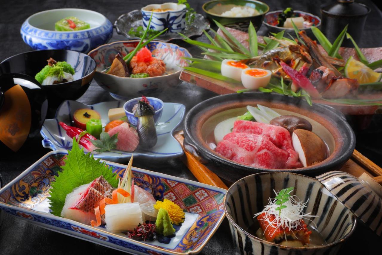 記念日におすすめのホテル・ゆふいんバース里山茶風の写真1