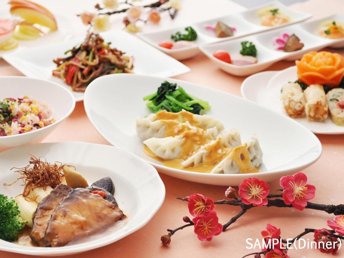 記念日におすすめのレストラン・水戸京成ホテルの写真5