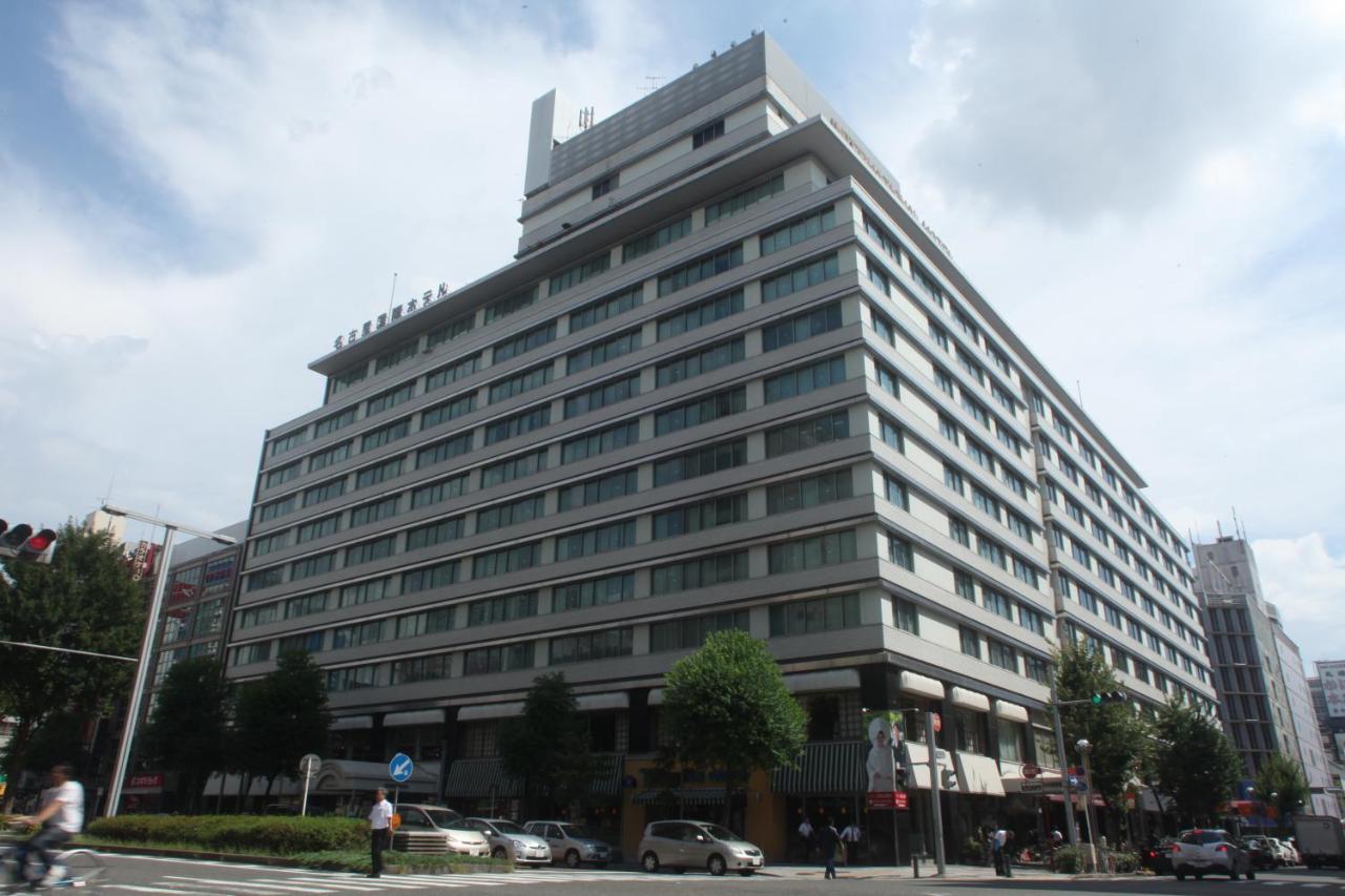 記念日におすすめのホテル・名古屋国際ホテルの写真1