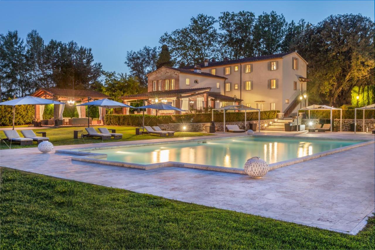 Отель типа «постель и завтрак»  Villa Pitti Amerighi - Residenza D'Epoca