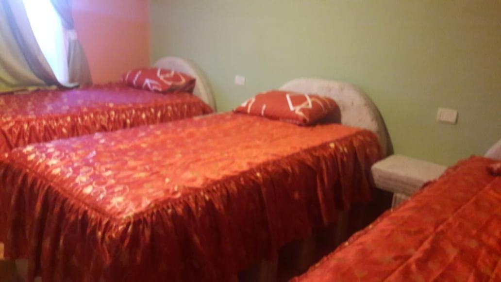 هتل Eucalyptus Uyuni
