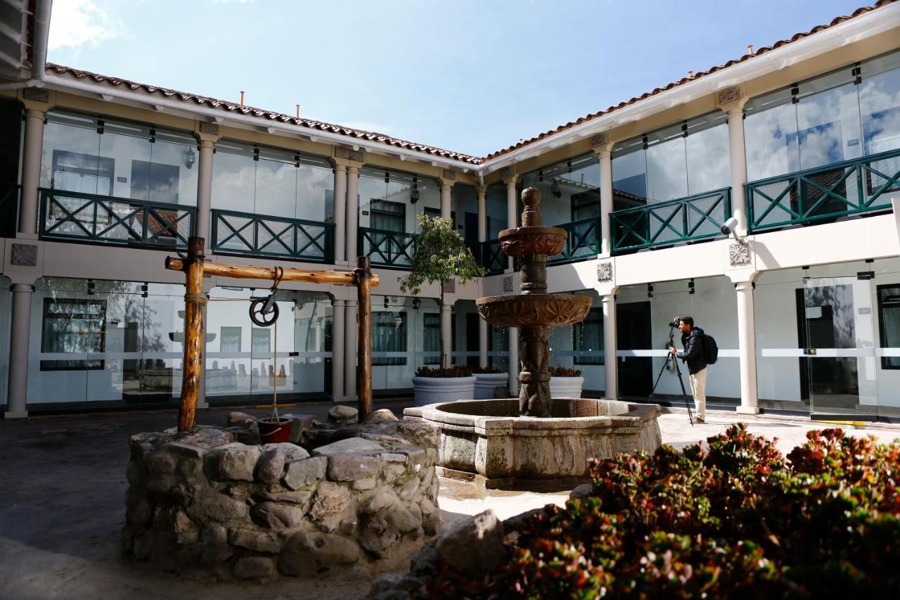 Отель  Casa Andina Premium Cusco