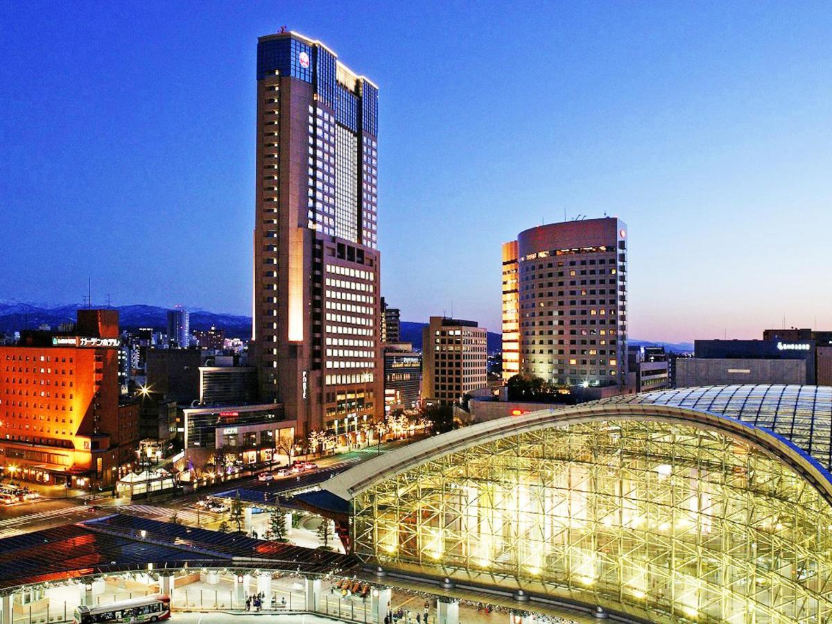 記念日におすすめのホテル・ホテル日航金沢の写真1