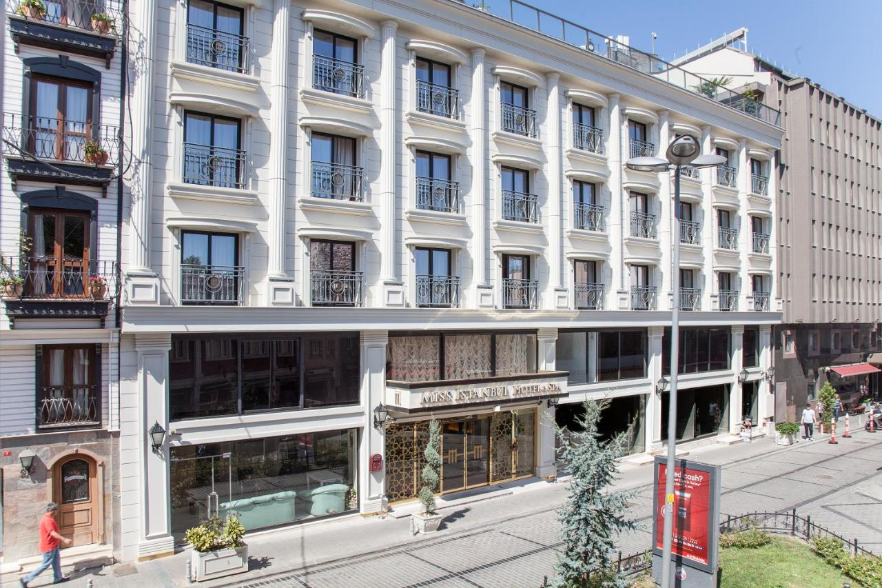 Отель  Miss Istanbul Hotel & Spa