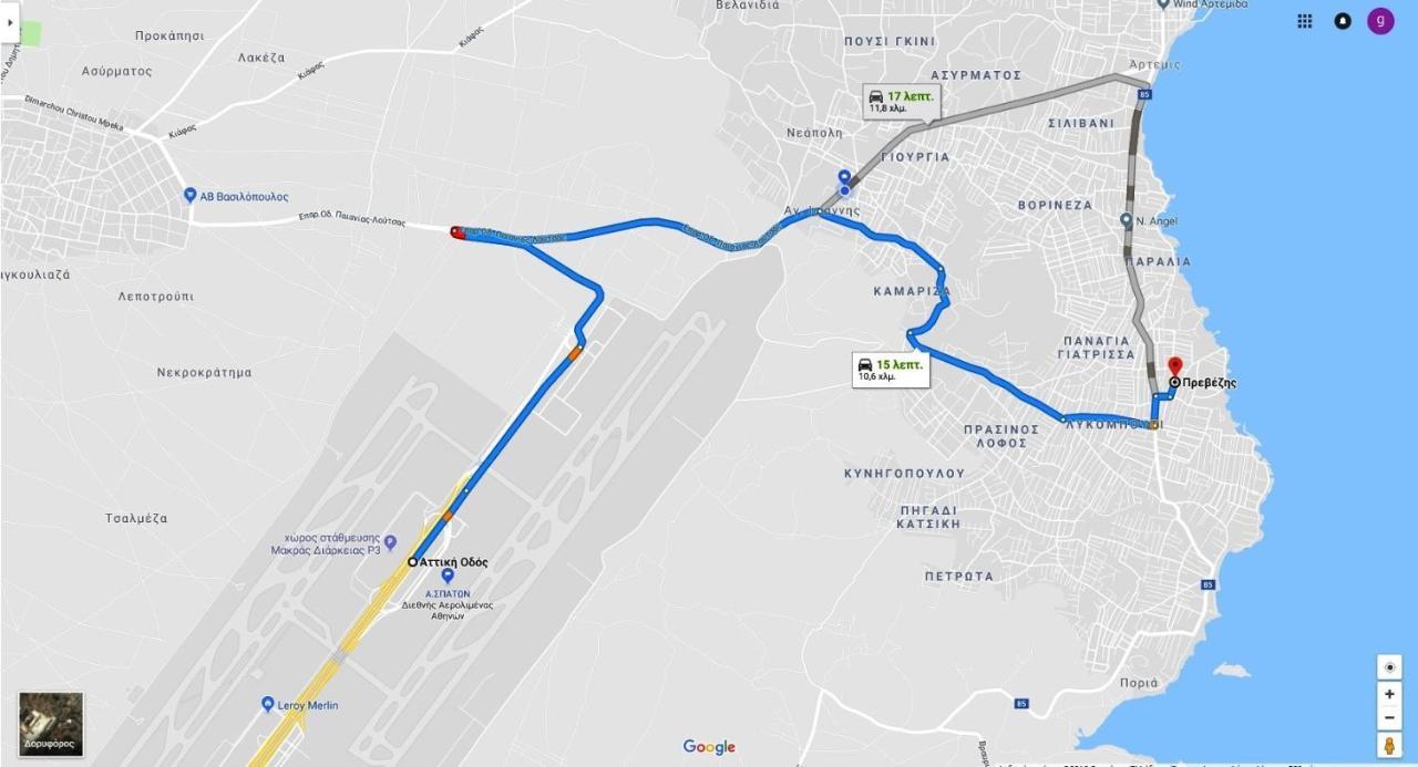 Apartment Kanakis 5 The Airport Artemida Greece Bookingcom