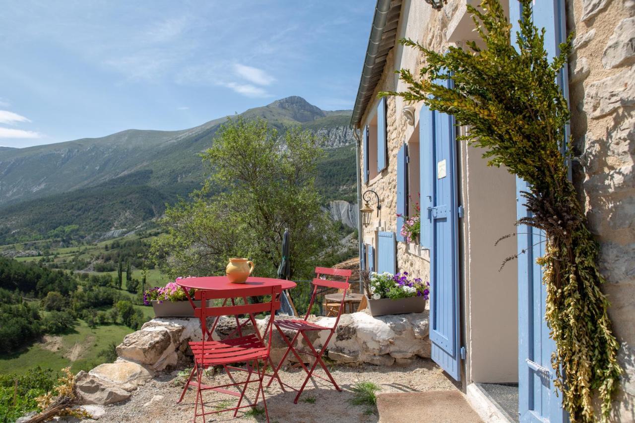 Гостевой дом  Gaïa, Maison D'hôtes Verdon, Vue Féerique