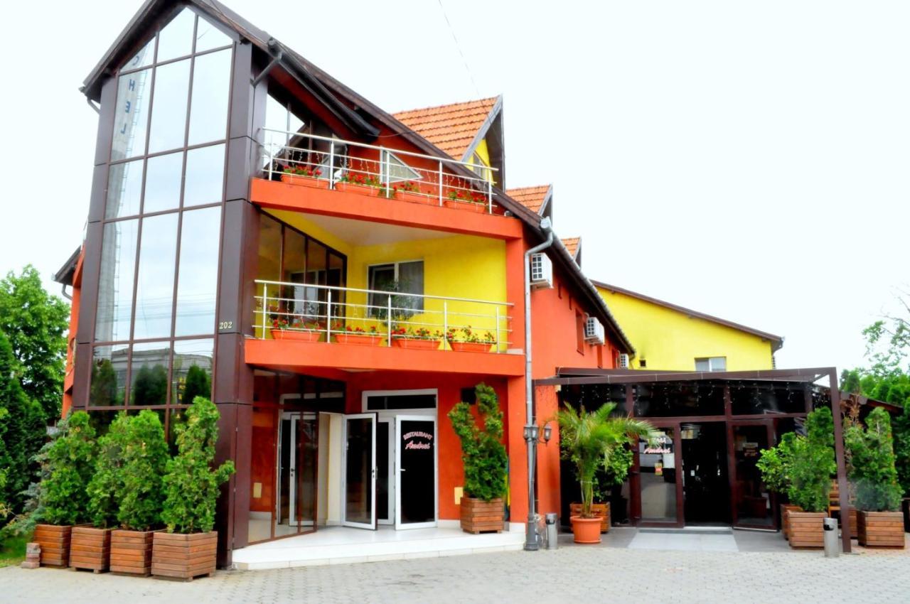 Отель  Hotel Andrei