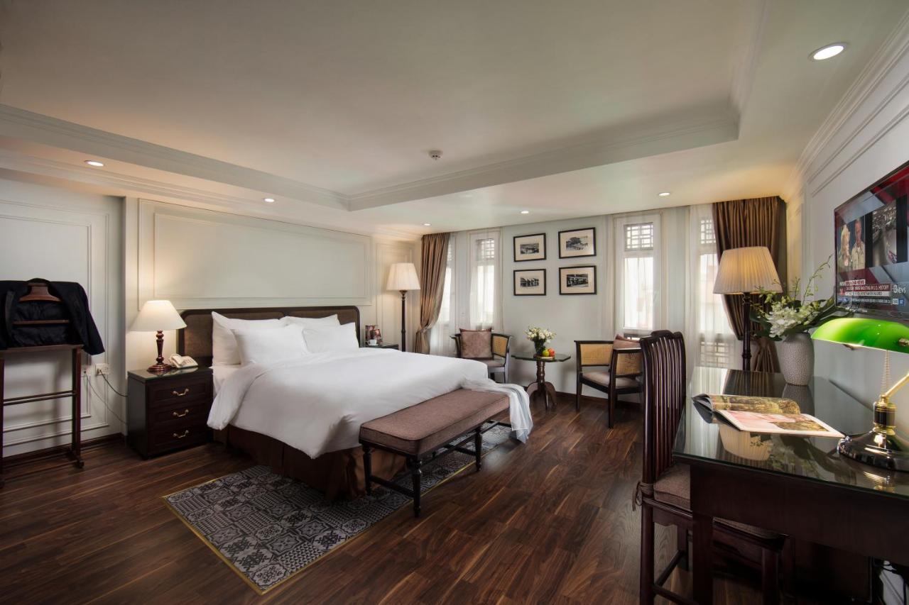 Отель Hong Ngoc Dynastie Boutique Hotel & Spa