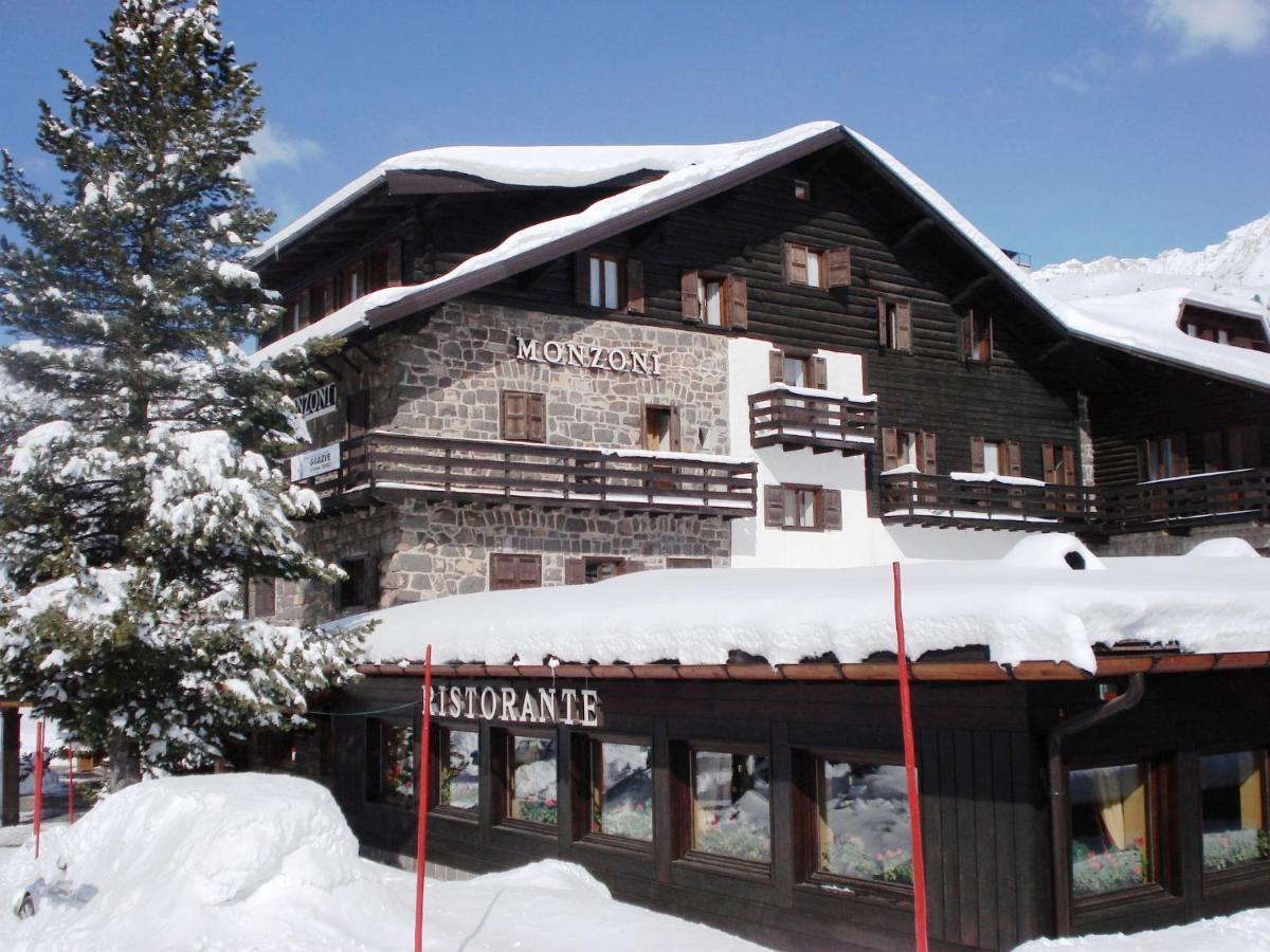 Отель  TH San Pellegrino - Monzoni Hotel