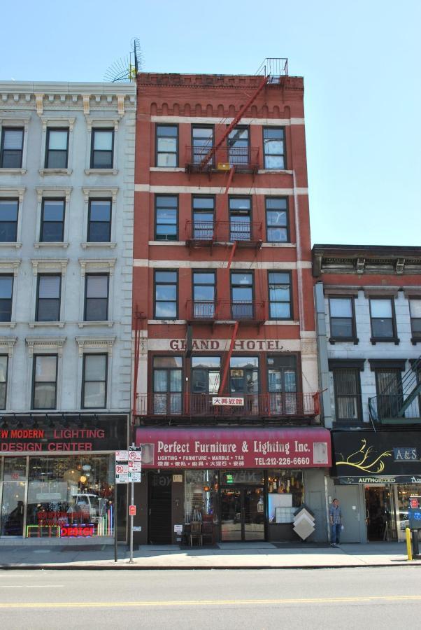 Bowery Grand Hotel New York Updated
