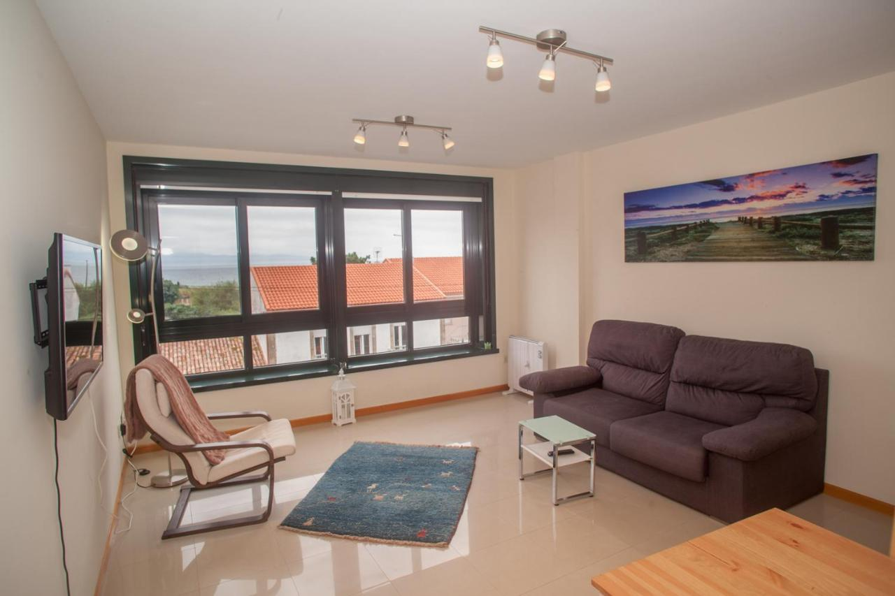 Mobile Tv Con Camino apartment beatiful holiday flat in finisterre with sea views
