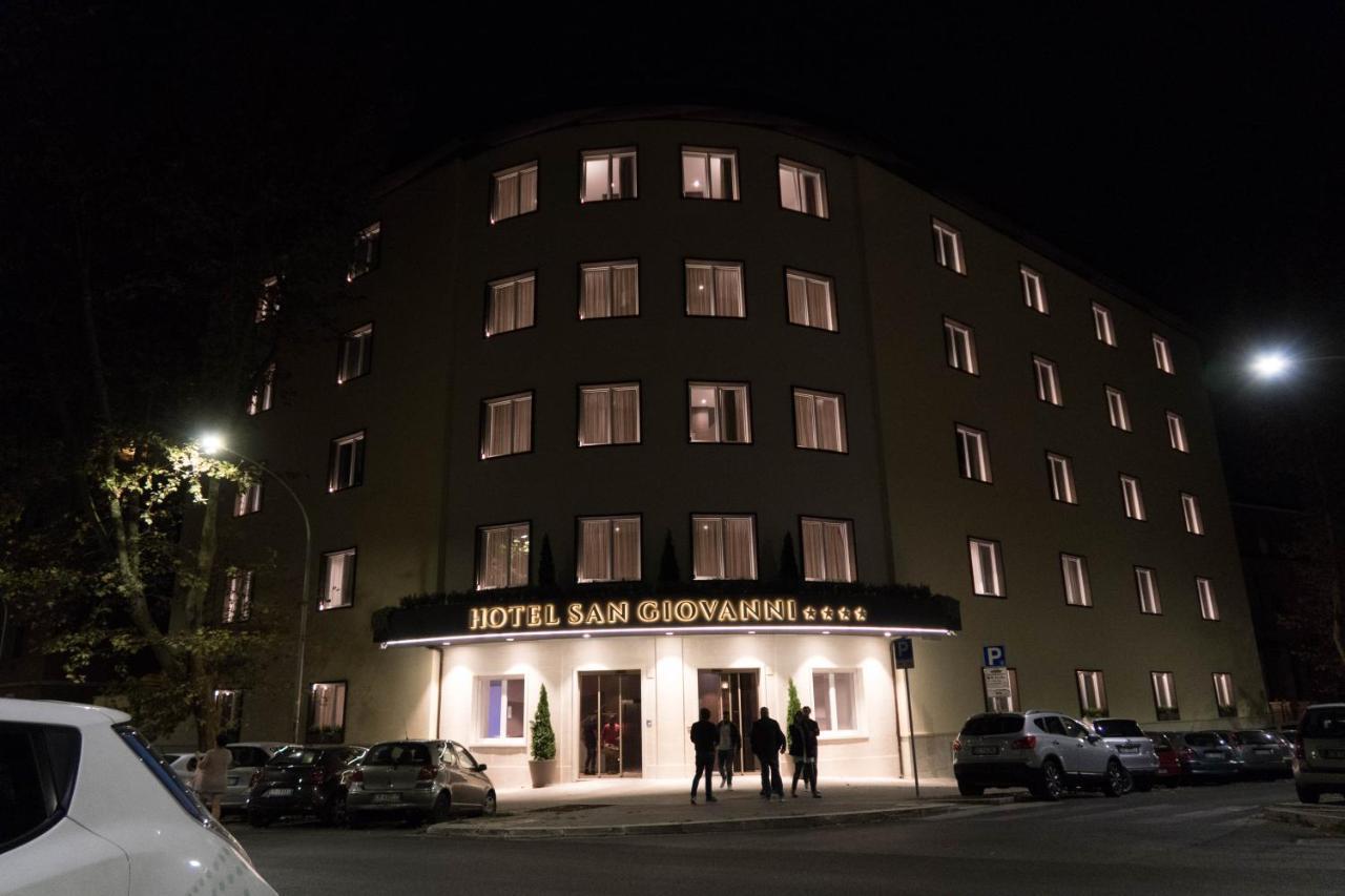 Hotel San Giovanni Roma Rome Italy Booking Com