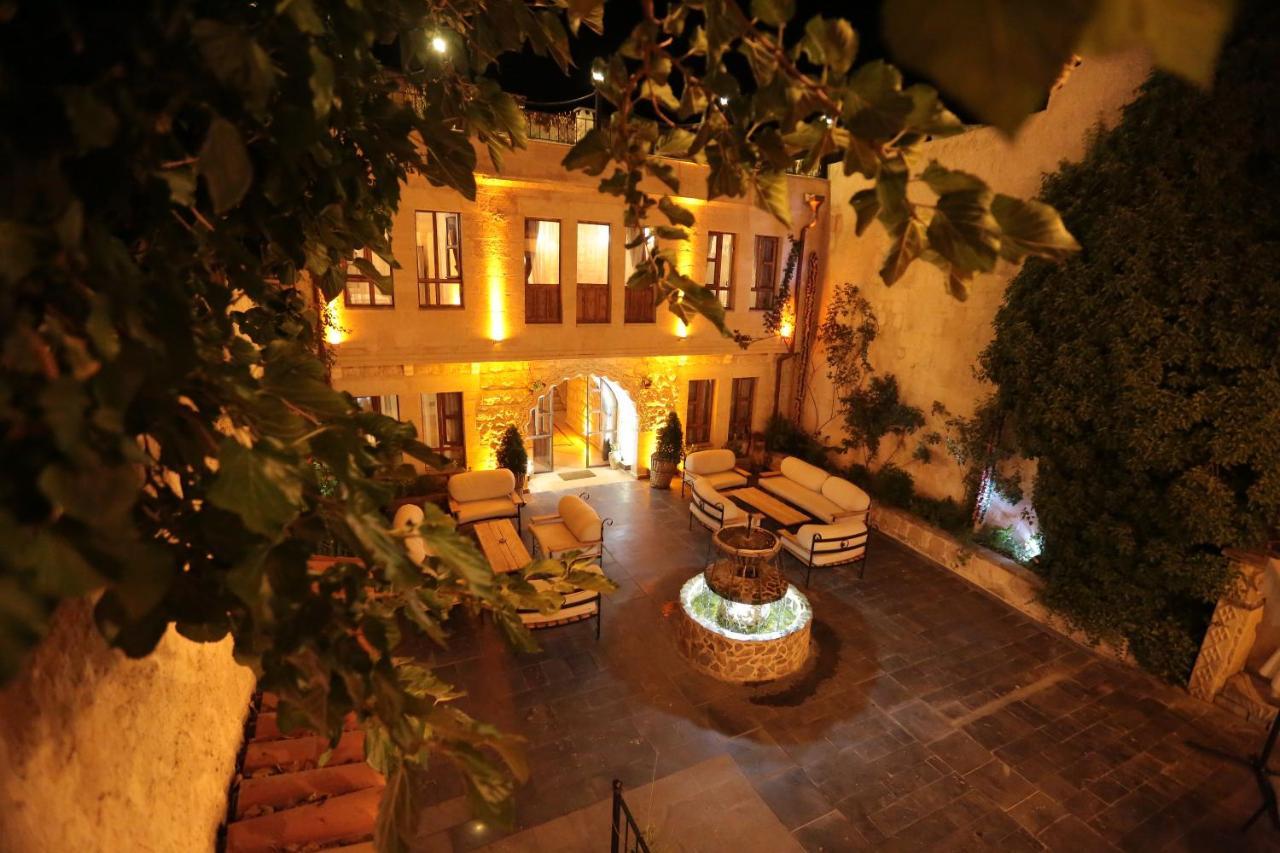 Отель  Aja Cappadocia Cave Hotel