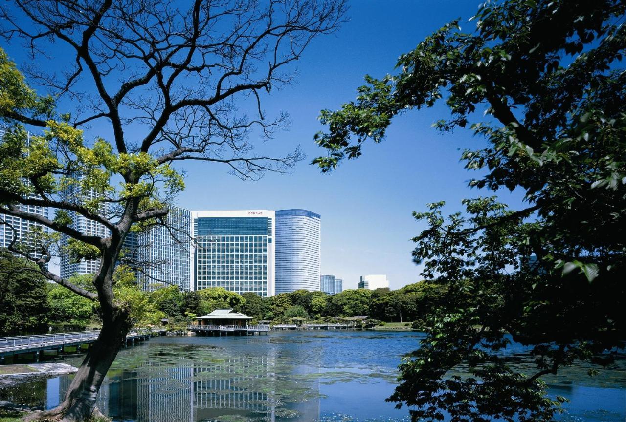 記念日におすすめのホテル・コンラッド東京の写真1