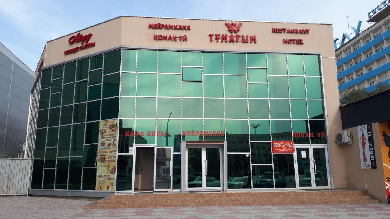 "Отель  Отель  Hotel ""tumarym"""