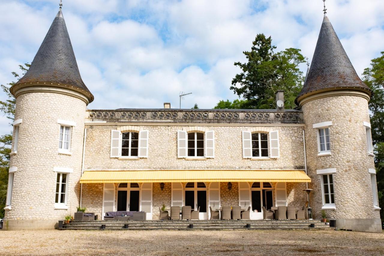 Дома для отпуска  Château Du Bas Boulay