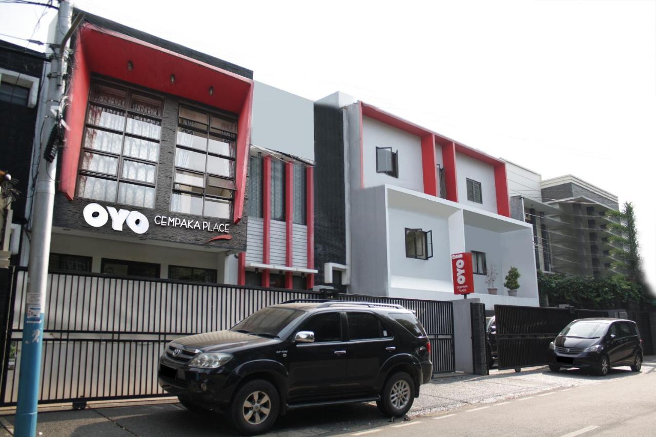Отель  OYO 148 Cempaka Place Residence