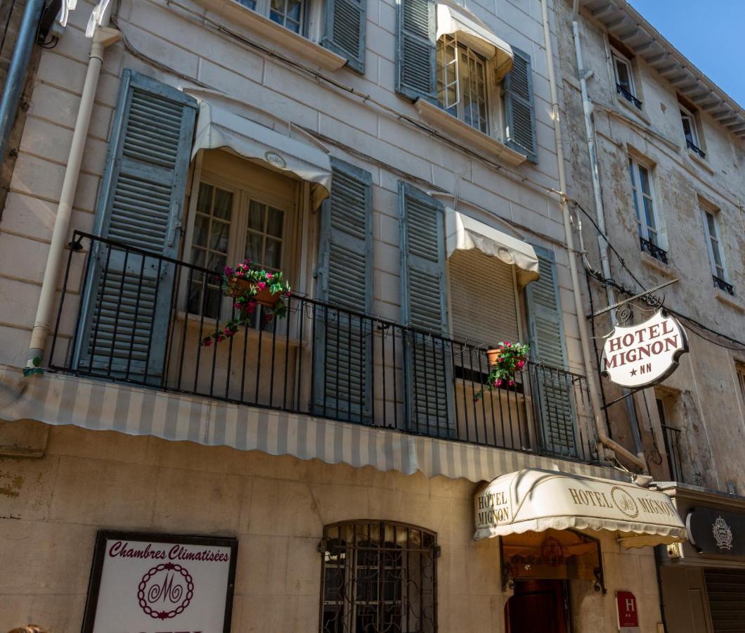 Beatrice D Avignon Avis hotel mignon, avignon, france - booking