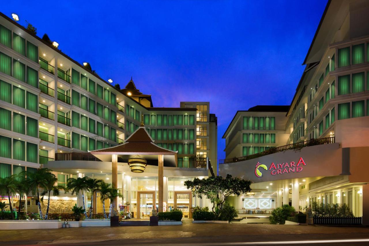 Отель  Aiyara Grand Hotel