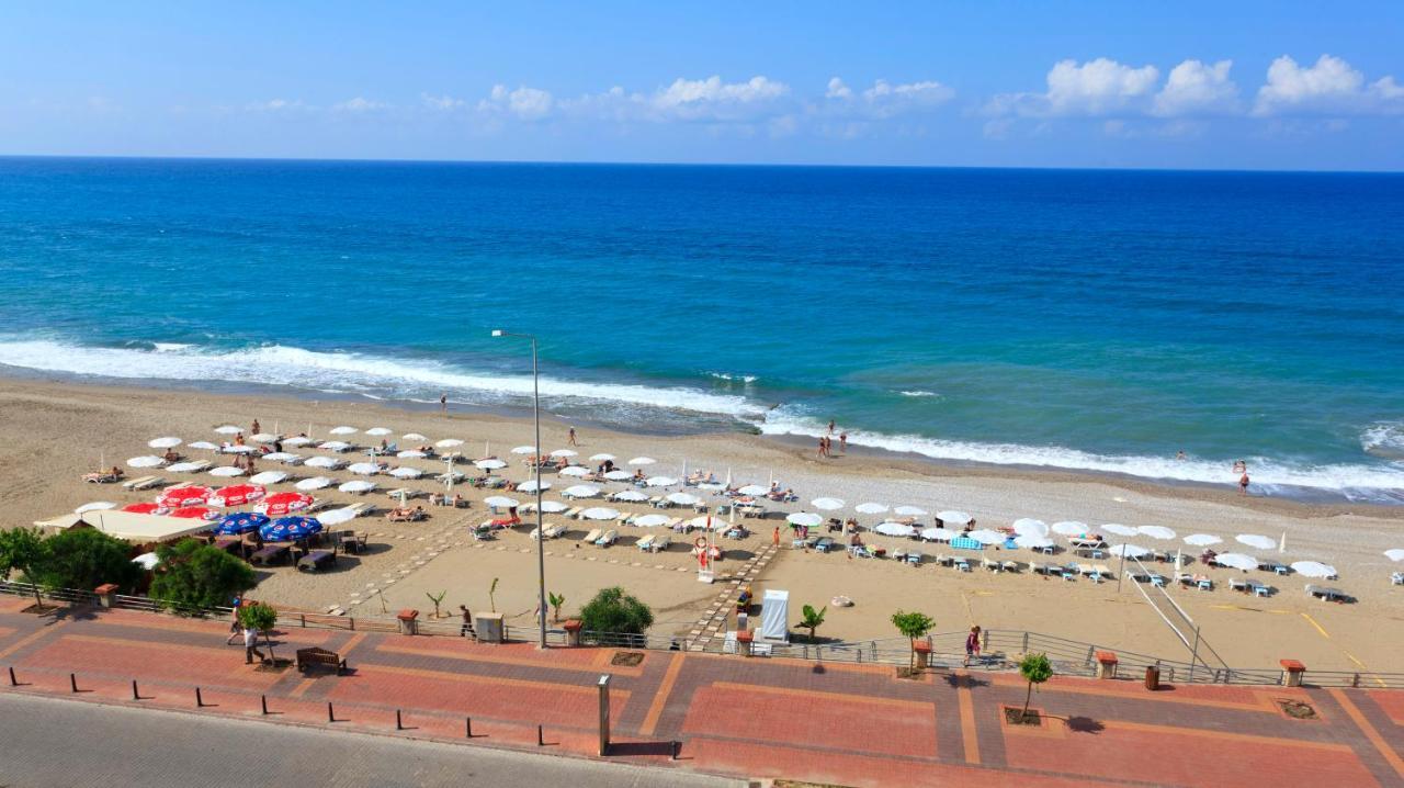 Пляж Портакал