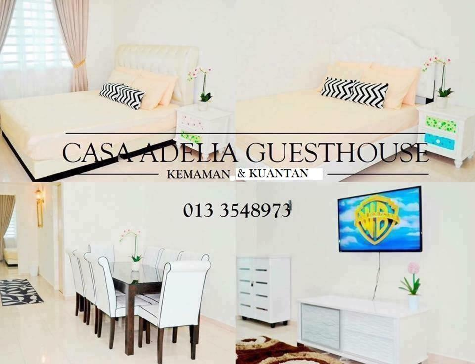 Дом для отпуска  CASA ADELIA HOMESTAY KEMAMAN
