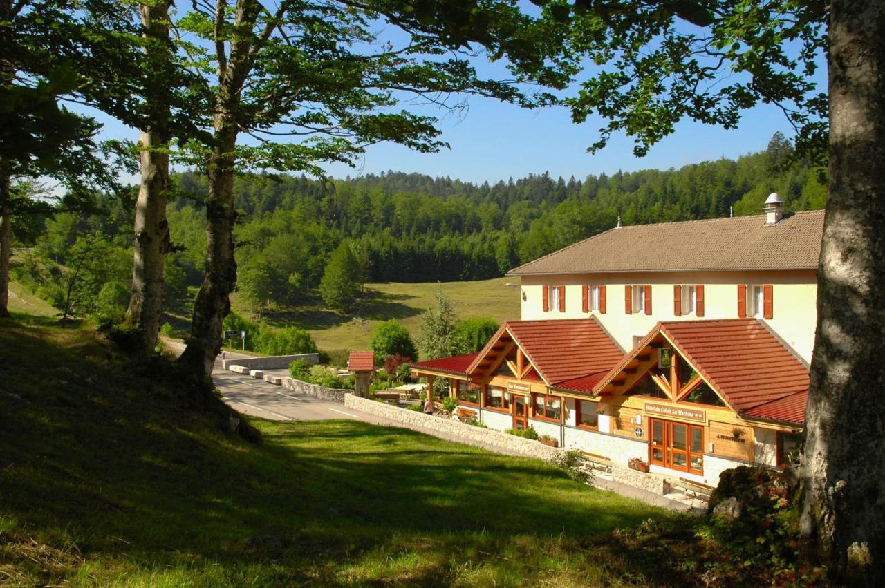 Отель Hotel Du Col De La Machine