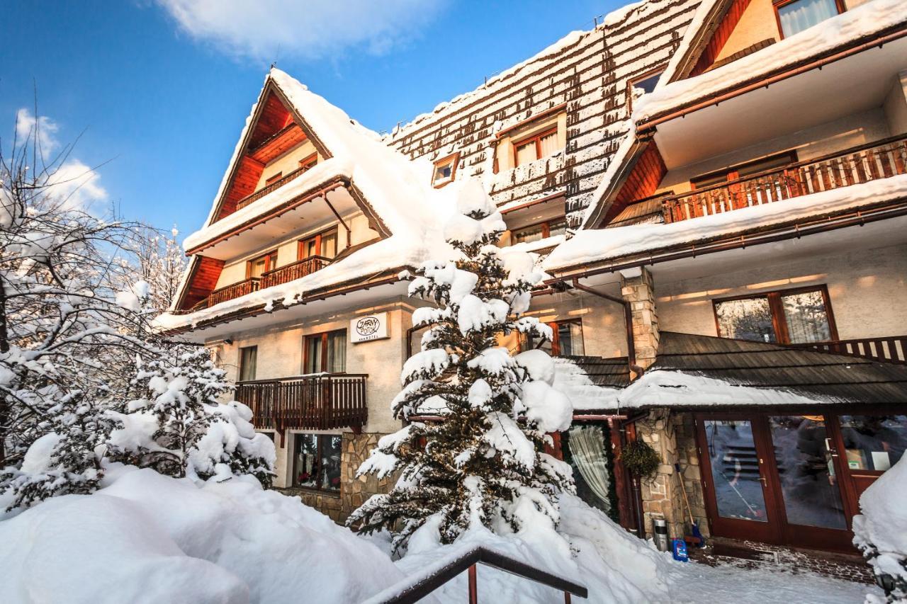 Отель  Czarny Potok
