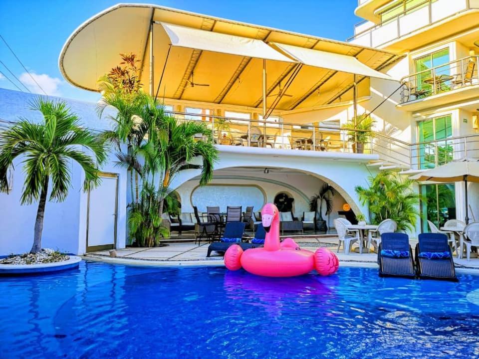 Отель  Hotel Blue Star Cancun