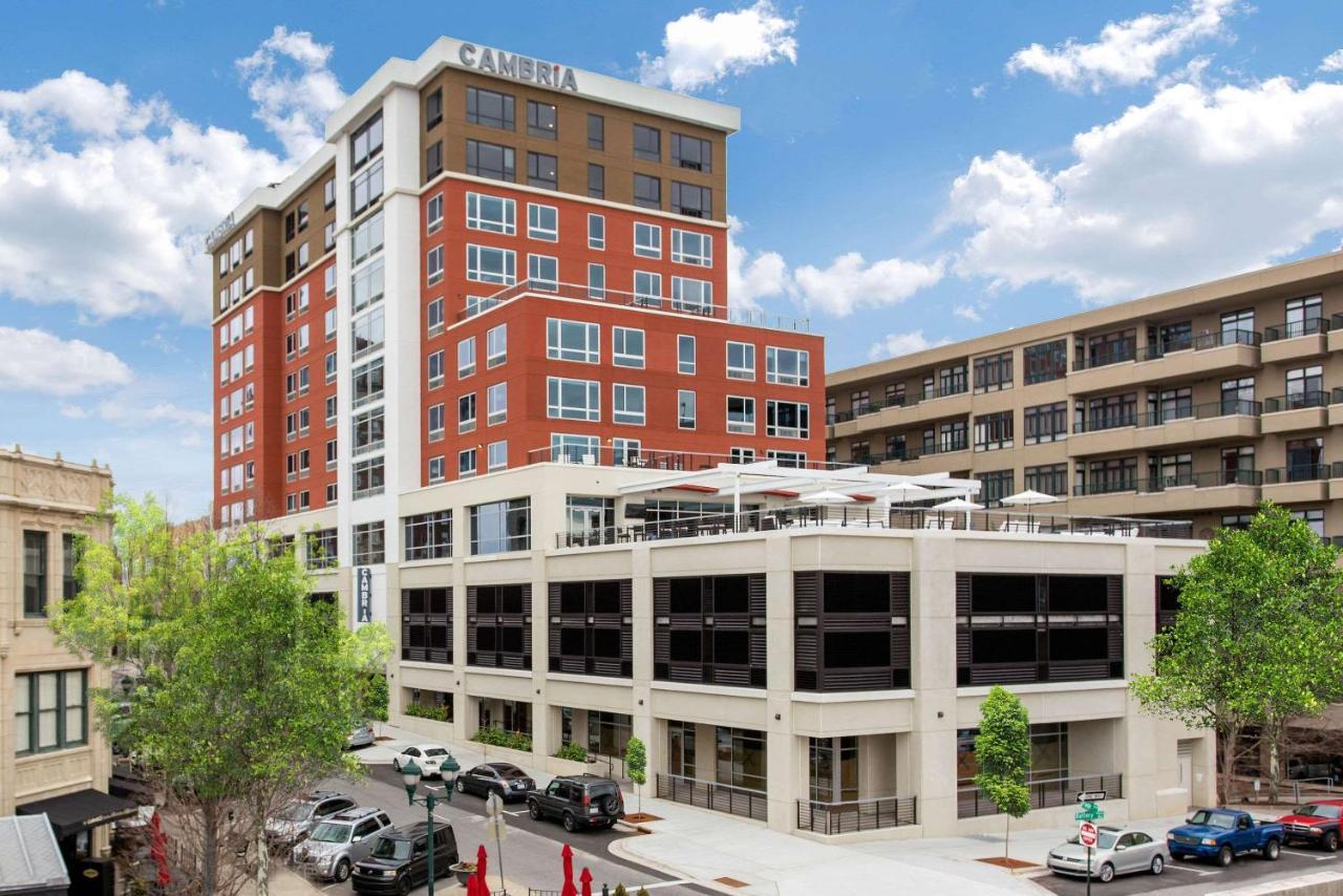 Отель  Отель  Cambria Hotel Downtown Asheville